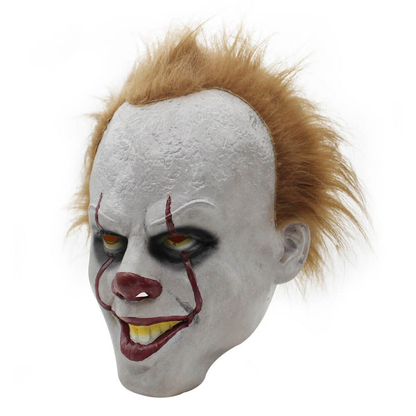 Stephen King's It Mask Pennywise Mask - otakumadness