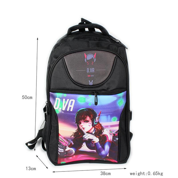 Game Overwatch Backpack For Teens OTAB099 - otakumadness