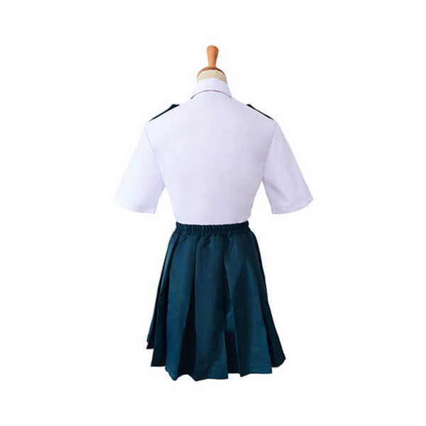 My Hero Academia Girls School Uniform Cosplay Costume Halloween Outfit OTKS116 - otakumadness