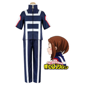 My Hero Academia Uniform Cosplay Costume Halloween Outfit OTKS110 - otakumadness