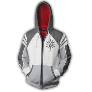 RWBY Anime Cosplay Costume Sweatshirt Zip Up Hoodie OTKS004 - otakumadness