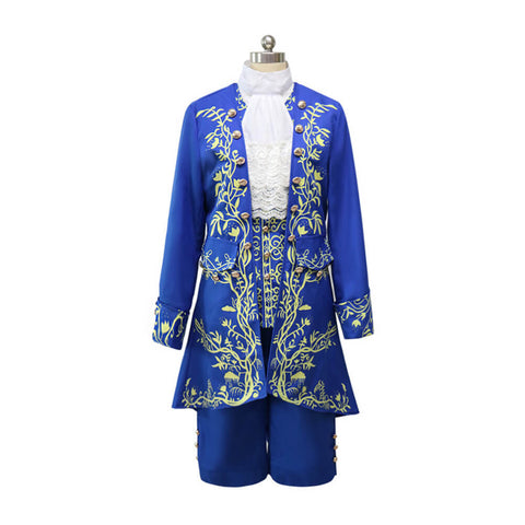 Beauty and The Beast The Beast Cosplay Costume Halloween Outfit OTKS022 - otakumadness