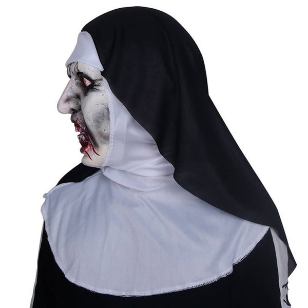 The Nun Horror Mask - otakumadness