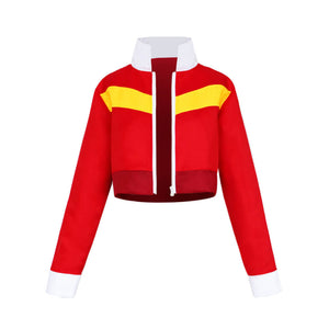 Voltron Jacket Cosplay Costume Halloween Outfit OTKS114 - otakumadness