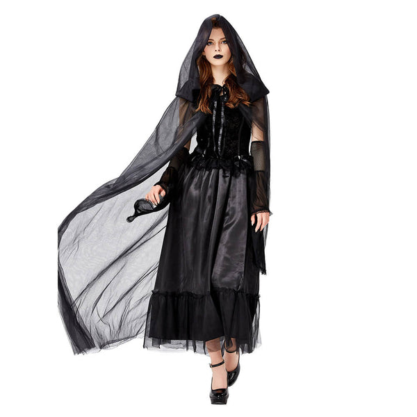 Witch Vampire Cosplay Costume - otakumadness