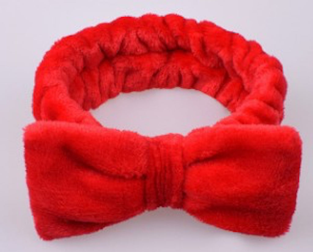 RED CHIC HEADBAND
