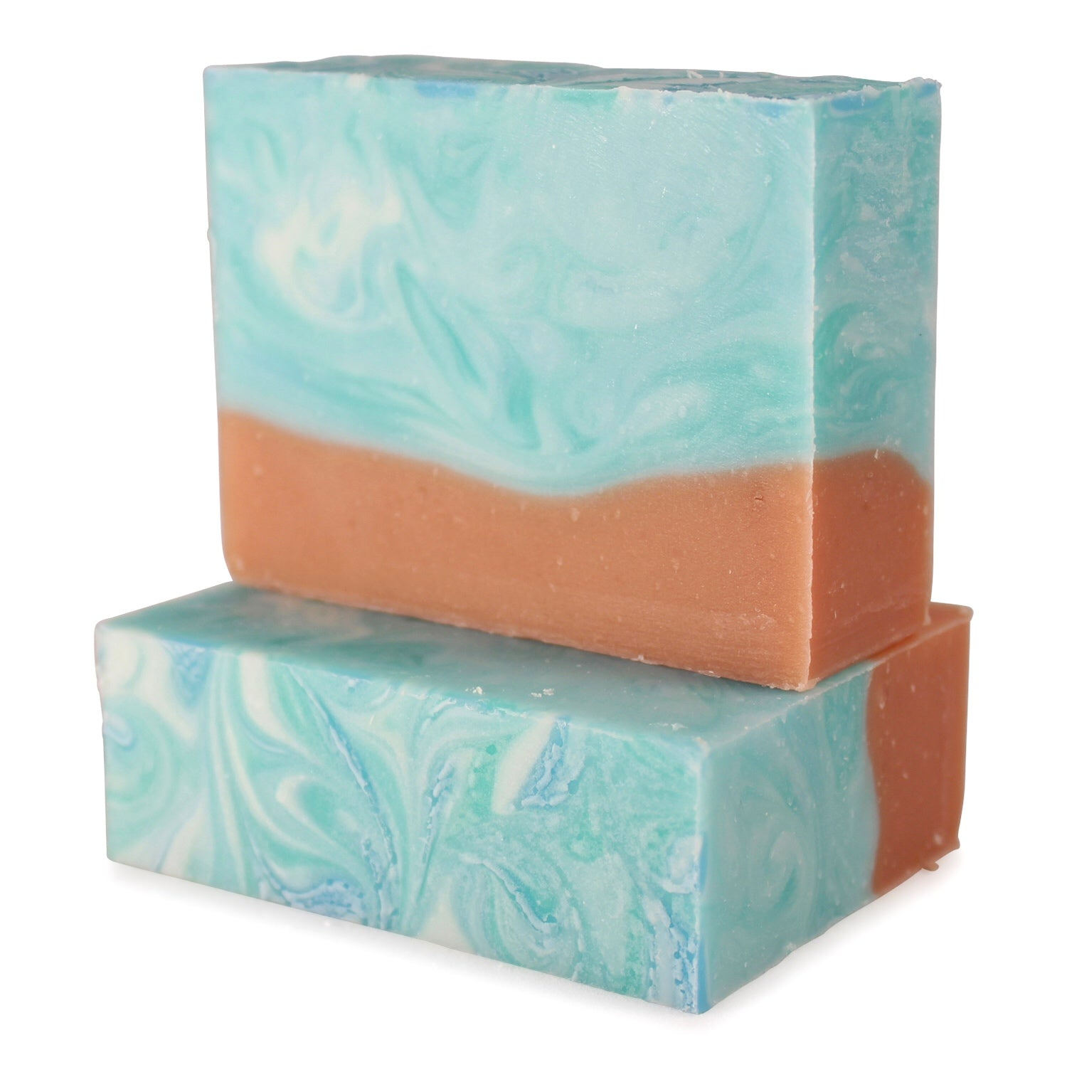 Seaside Soap | water lily, apple blossoms, sandalwood + bergamot