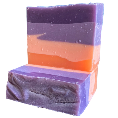 Tranquil Soap | lavender, cypress + amber