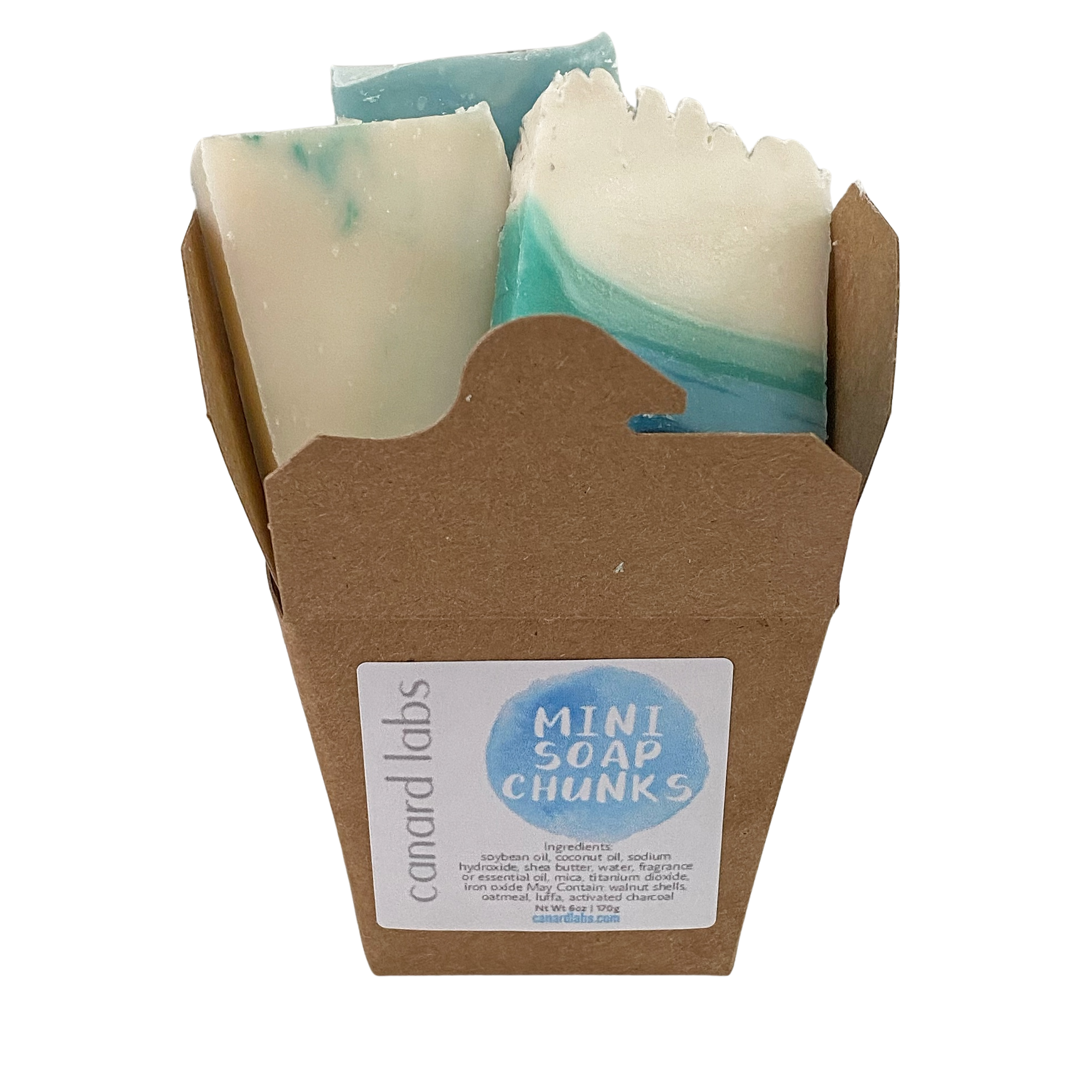 Mini Soap Chunks