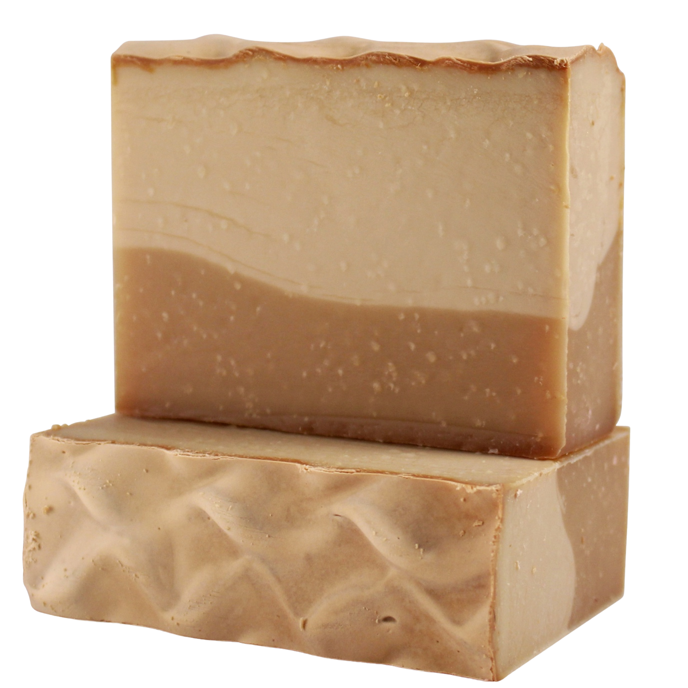 Canard Labs Handcrafted soap, stout soap almond biscotti and oatmeal stout