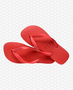 HAVAIANAS TOP RUBY RED