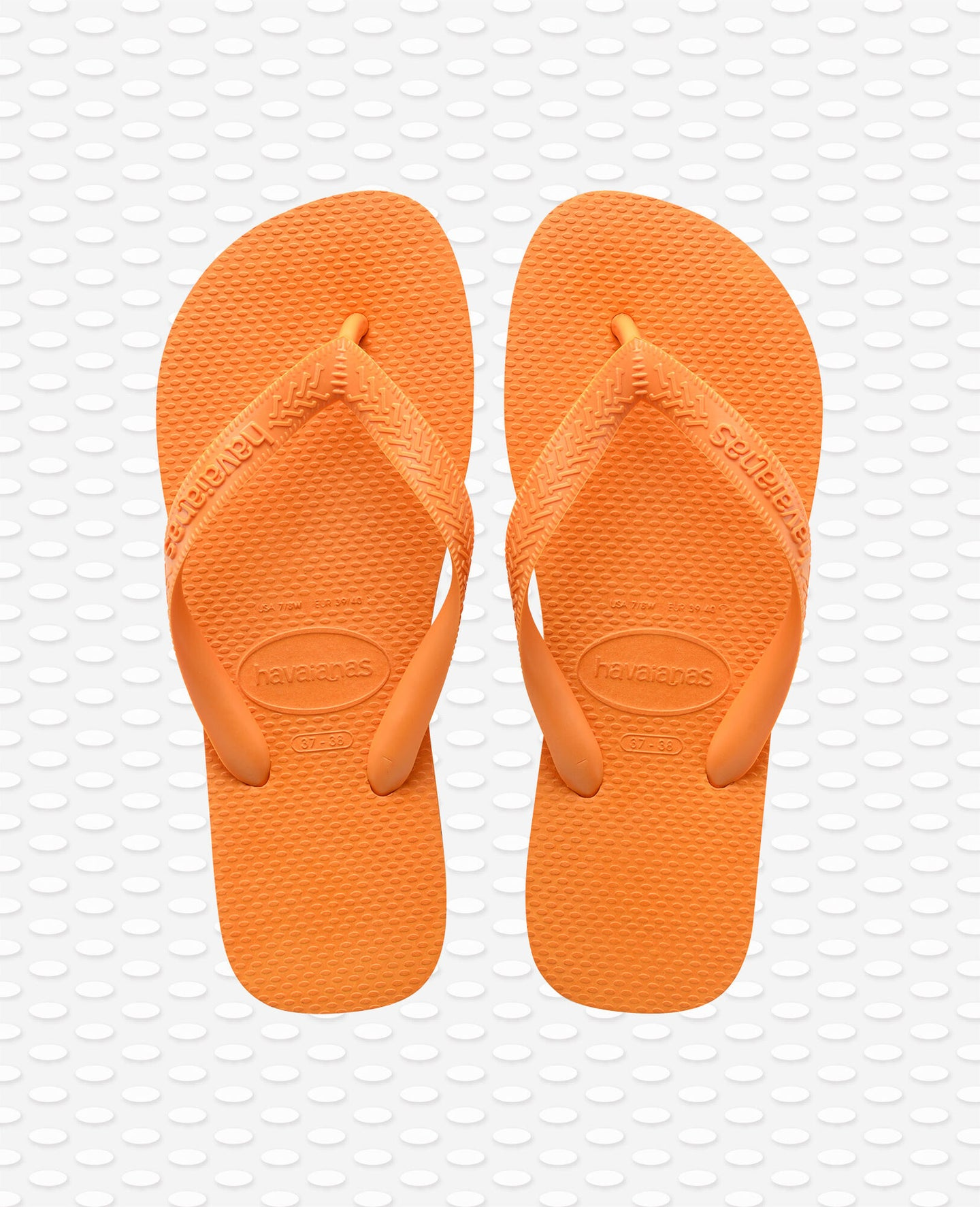 HAVAIANAS TOP VIBRANT ORANGE