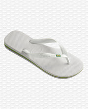 Load image into Gallery viewer, HAVAIANAS BRASIL WHITE
