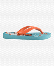 Load image into Gallery viewer, HAVAIANAS KIDS RADICAL BLUE/RANGE