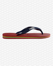 Load image into Gallery viewer, HAVAIANAS BRASIL LOGO RED