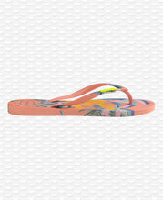 Load image into Gallery viewer, HAVAIANAS SLIM SUMMER SILK ROSE