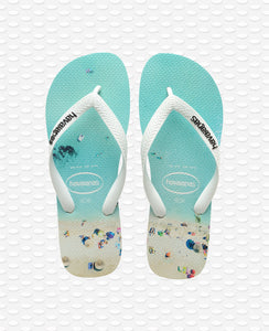 HAVAIANAS HYPE WHITE/WATER