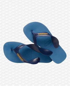 HAVAIANAS KIDS MAX NAVY BLUE/BLUE STAR/WHITE
