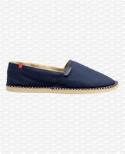 Load image into Gallery viewer, HAVAIANAS ORIGINE III NAVY BLUE/BEIGE
