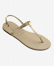 Load image into Gallery viewer, HAVAIANAS YOU RIVIERA SAND GREY