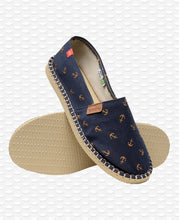 Load image into Gallery viewer, HAVAIANAS ORIGINE BEACH NAVY