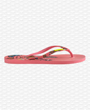 Load image into Gallery viewer, HAVAIANAS SLIM SENSATION PINK PORCELAIN