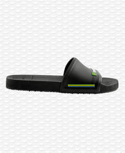 Load image into Gallery viewer, HAVAIANAS SLIDE BRASIL BLACK