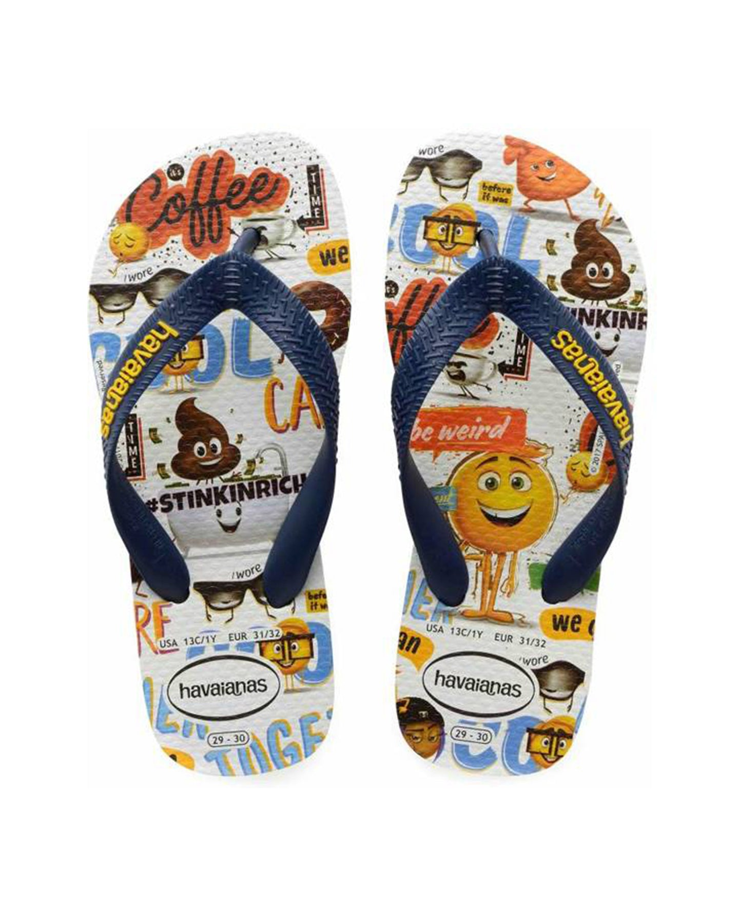 HAVAIANAS KIDS EMOJI MOVIE