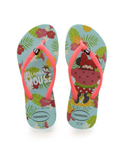 Load image into Gallery viewer, HAVAIANAS KIDS DISNEY COOL ICE BLUE