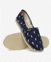 Load image into Gallery viewer, HAVAIANAS ORIGINE BEACH NAVY BLUE