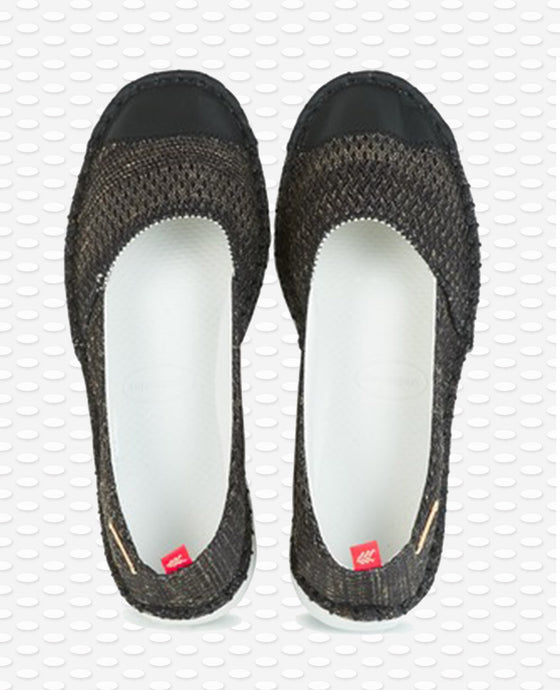HAVAIANAS ORIGINE FLATFORM UP BLACK