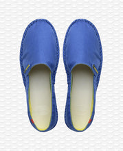 Load image into Gallery viewer, HAVAIANAS ORIGINE BRASIL BLUE/WHITE
