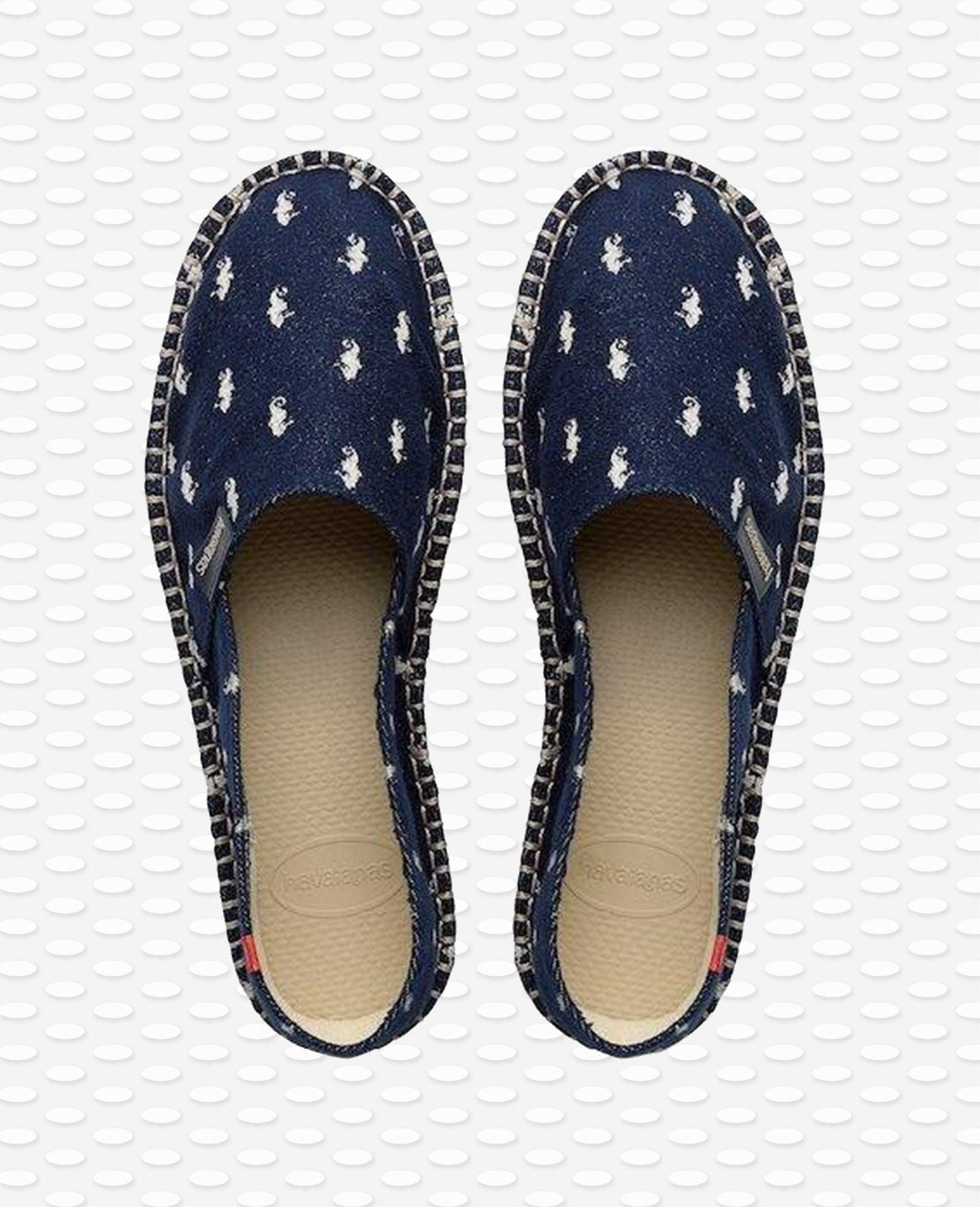 HAVAIANAS ORIGINE BEACH NAVY BLUE