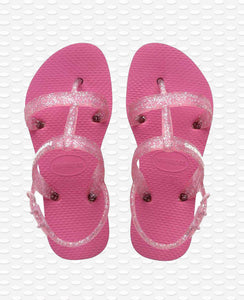 HAVAIANAS KIDS JOY SHOCKING PINK