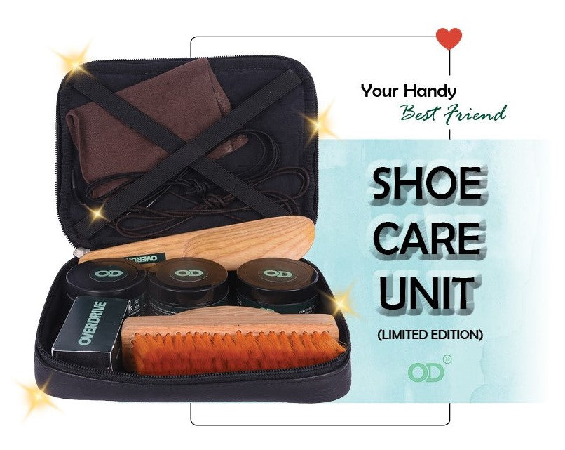 OD SHOE CARE KIT - Your timeless Best friend