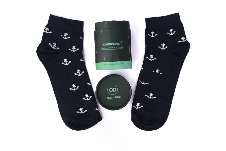 Men's Anchor Breathable Ankle socks