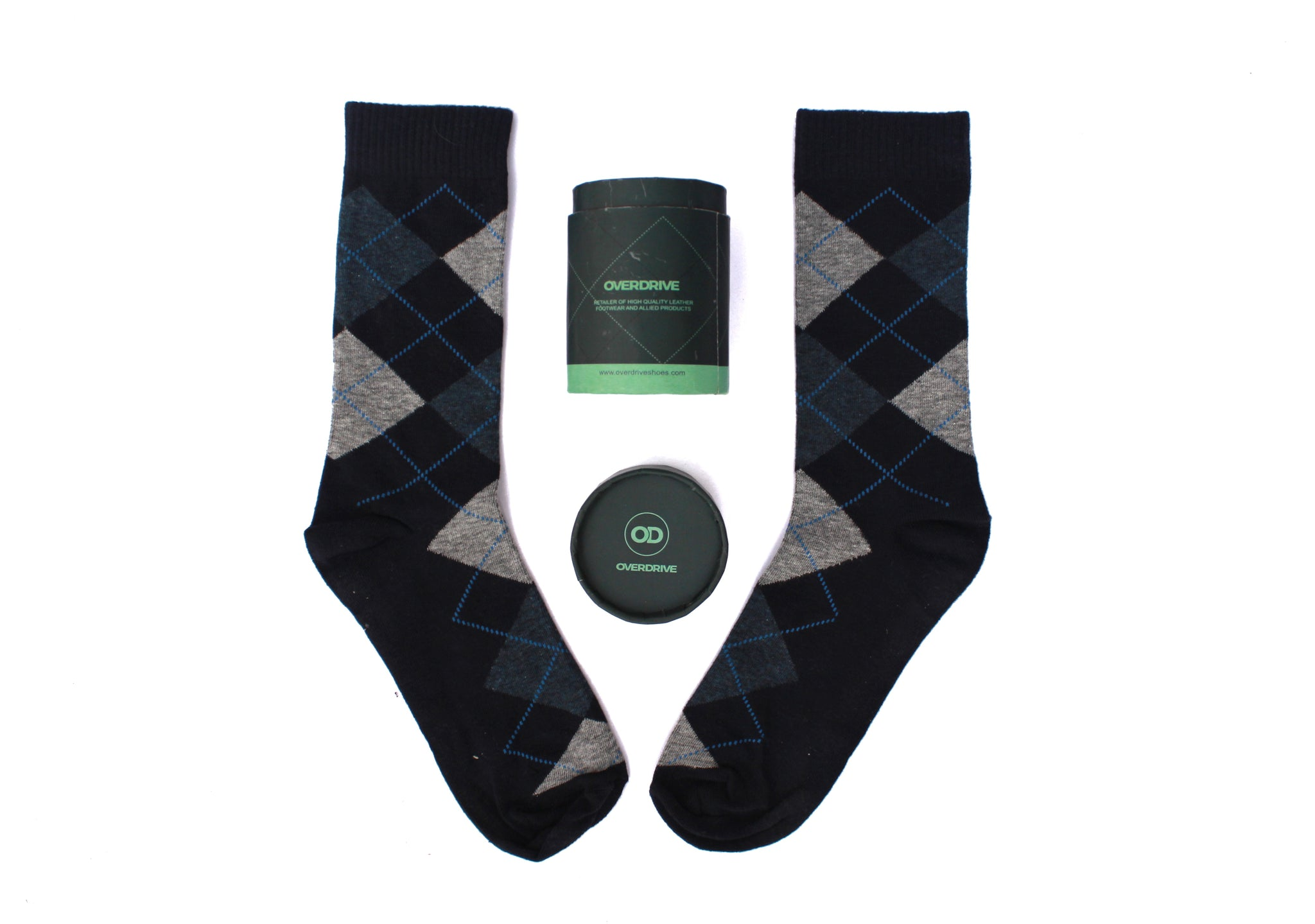 Men's Otter Human Kind Cotton Socks