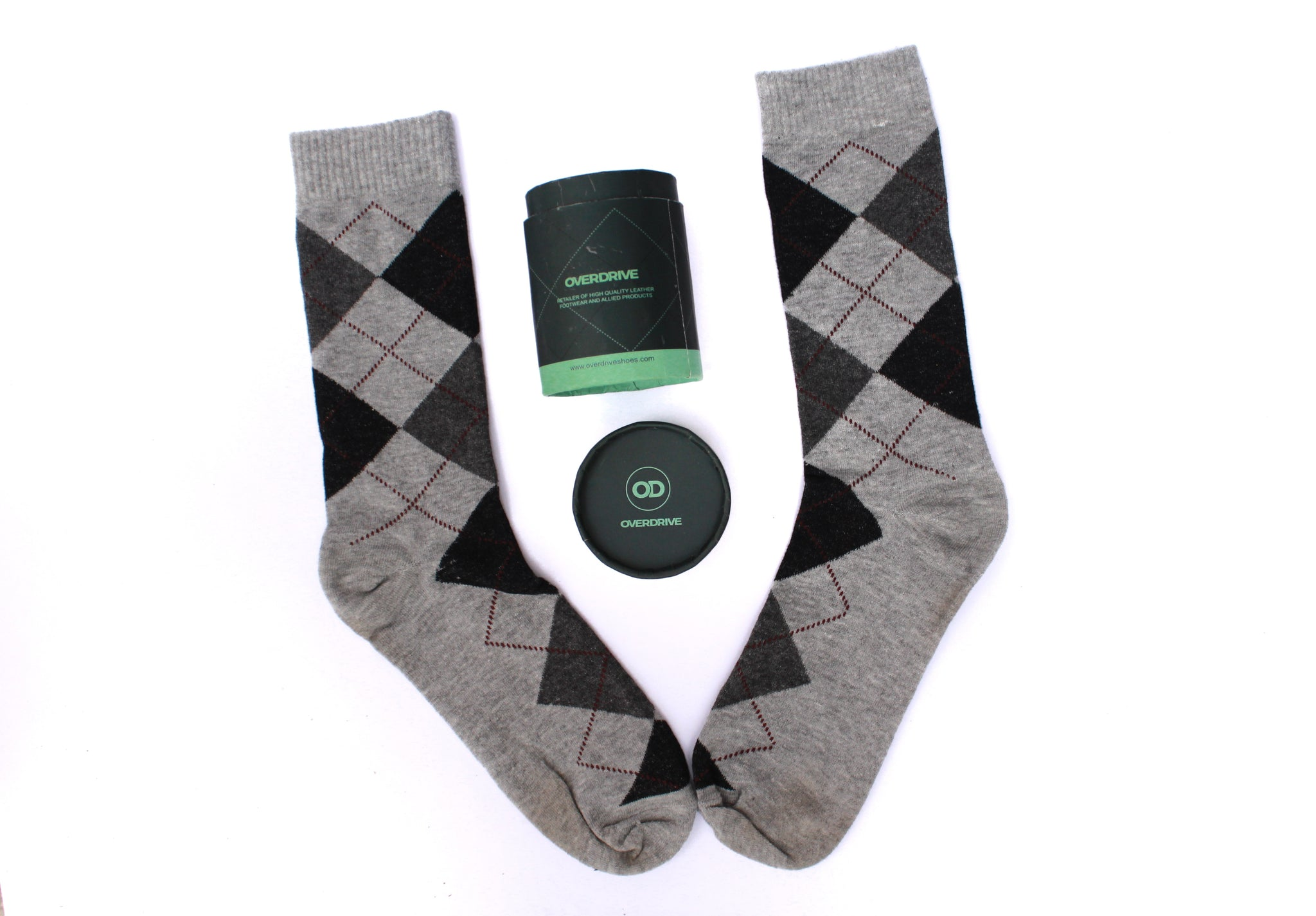 Men's Bagpiper Human Kind Breathable Cotton Socks