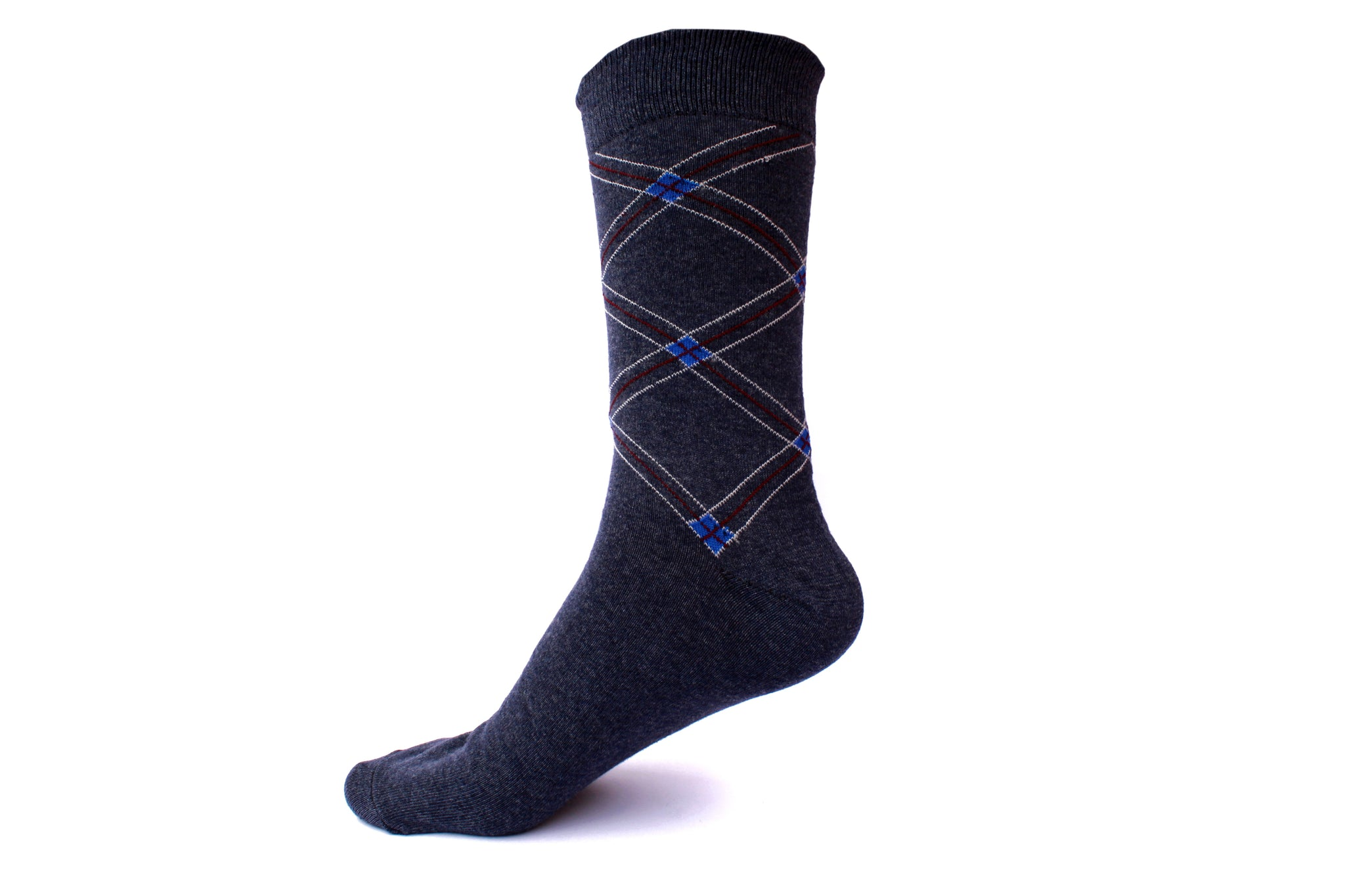 Men's Night-Sky Designer Breathable Socks