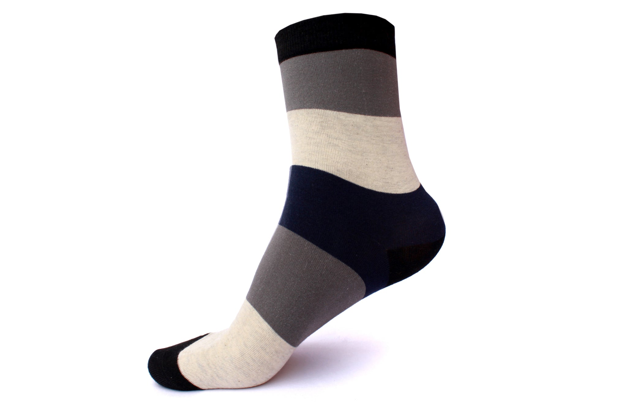 Men's Chalk Breathable Cotton socks