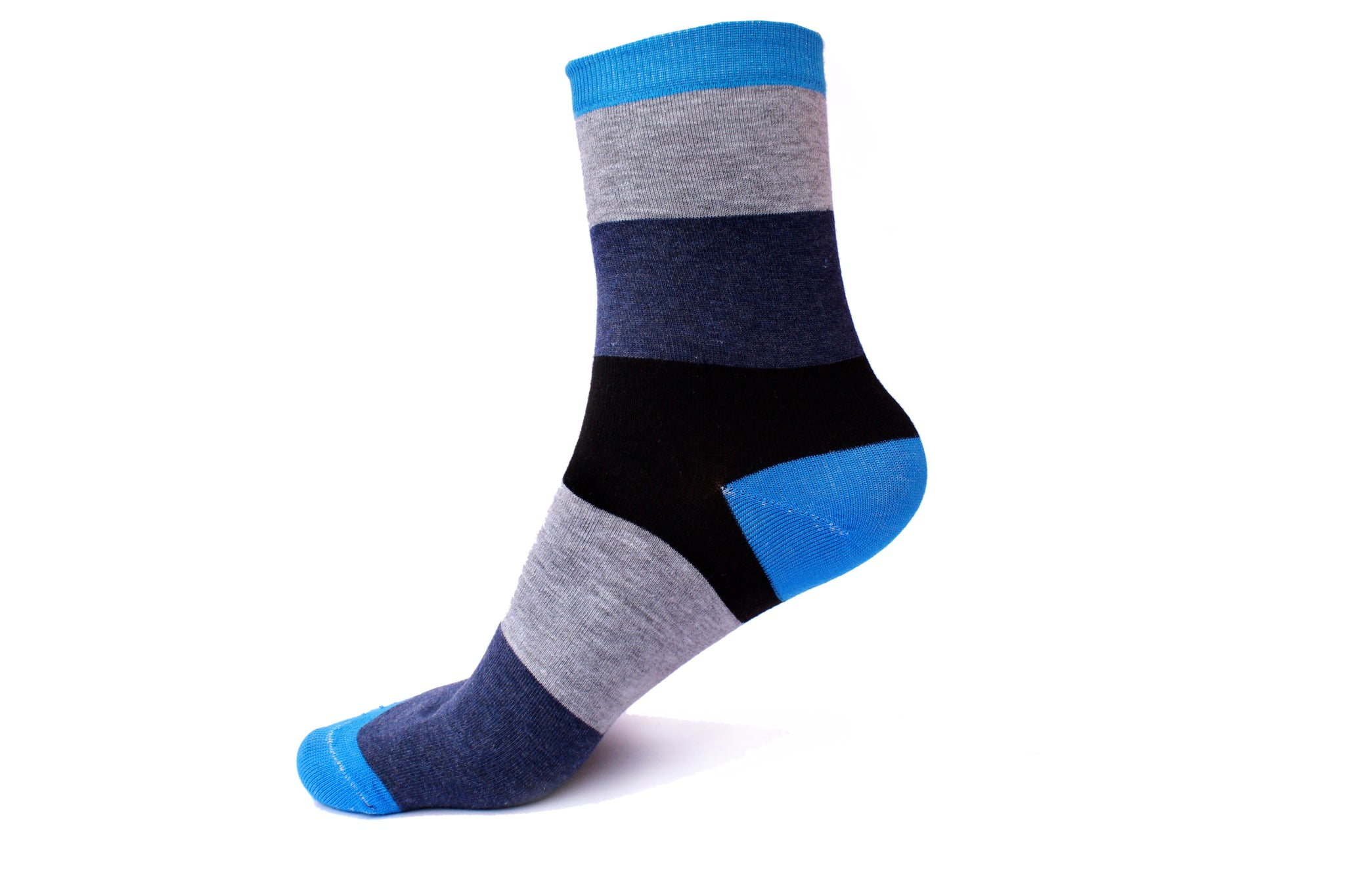 Men's Kingfisher Breathable Cotton Socks