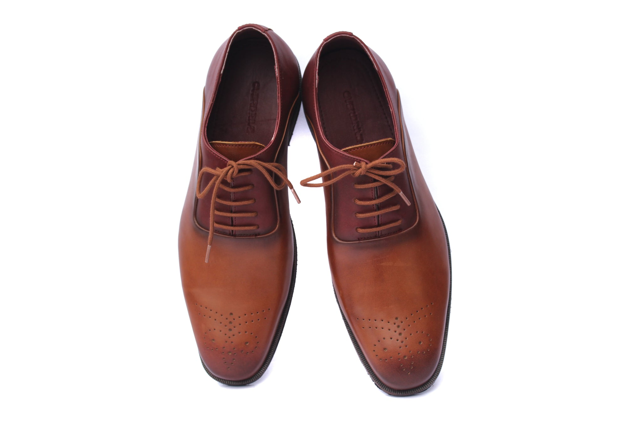 Rosy Brown Formal Derby Shoe