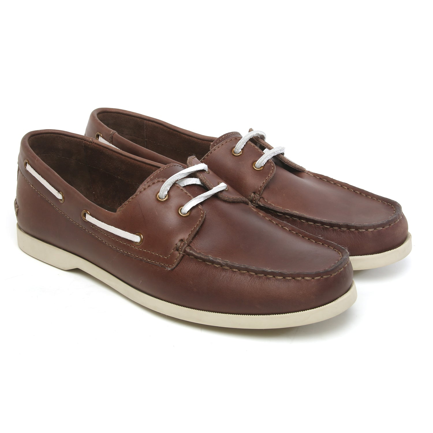 California Dreamin' Classic Brown Boat Shoe