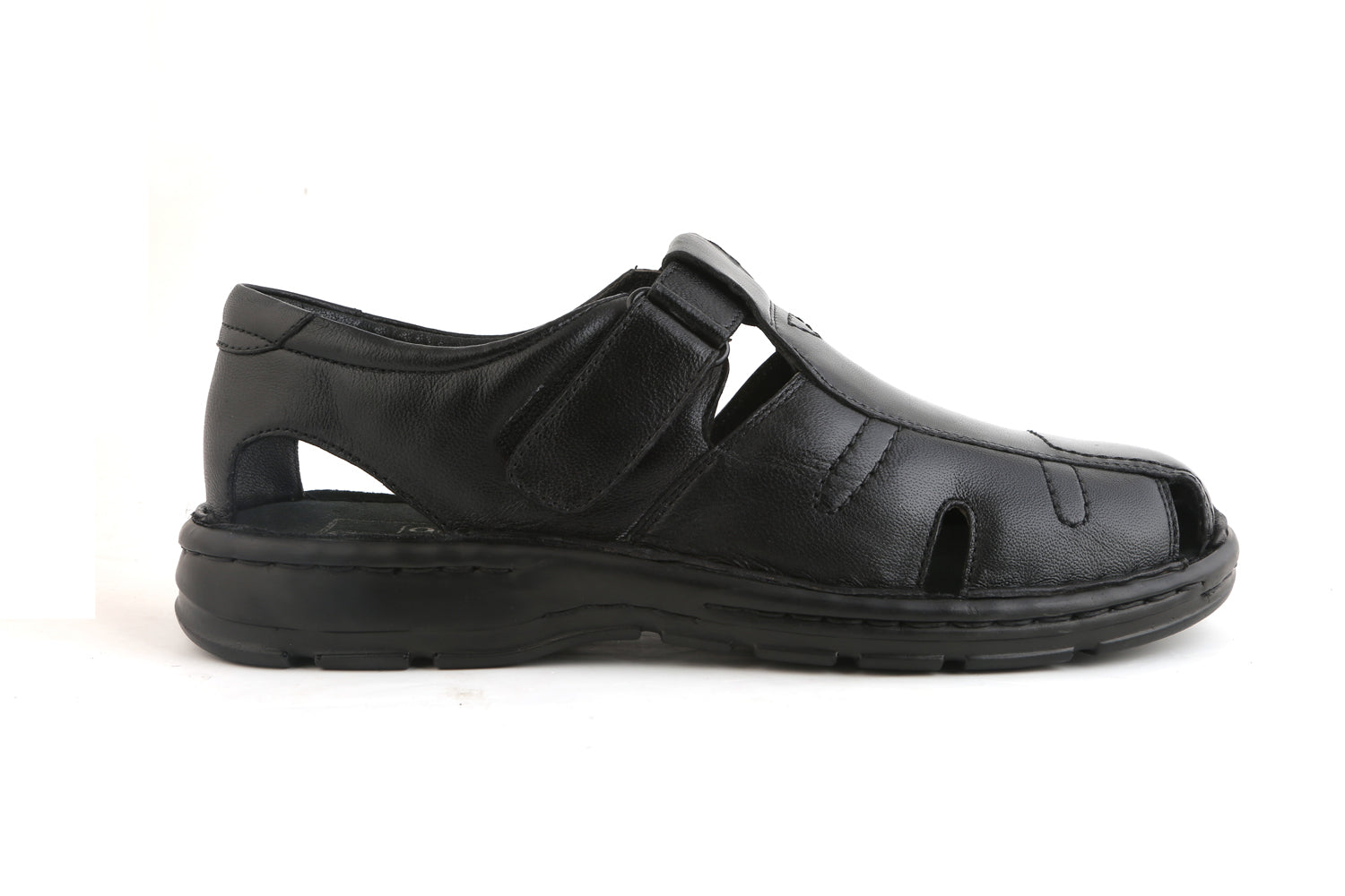 Chapel of Love Black Sandal