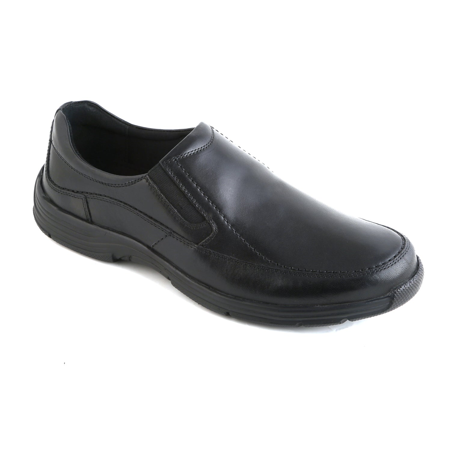Peggy Sue, Black Formal Slip On Shoe