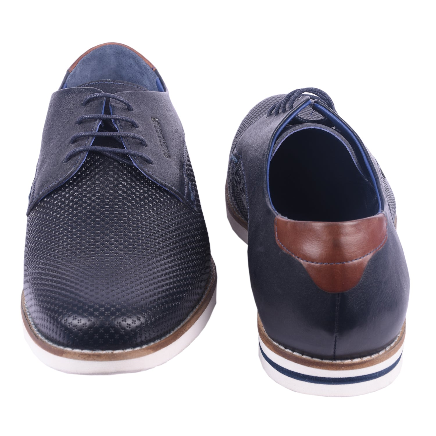 Midnight in Paris, Navy Blue Sneaker