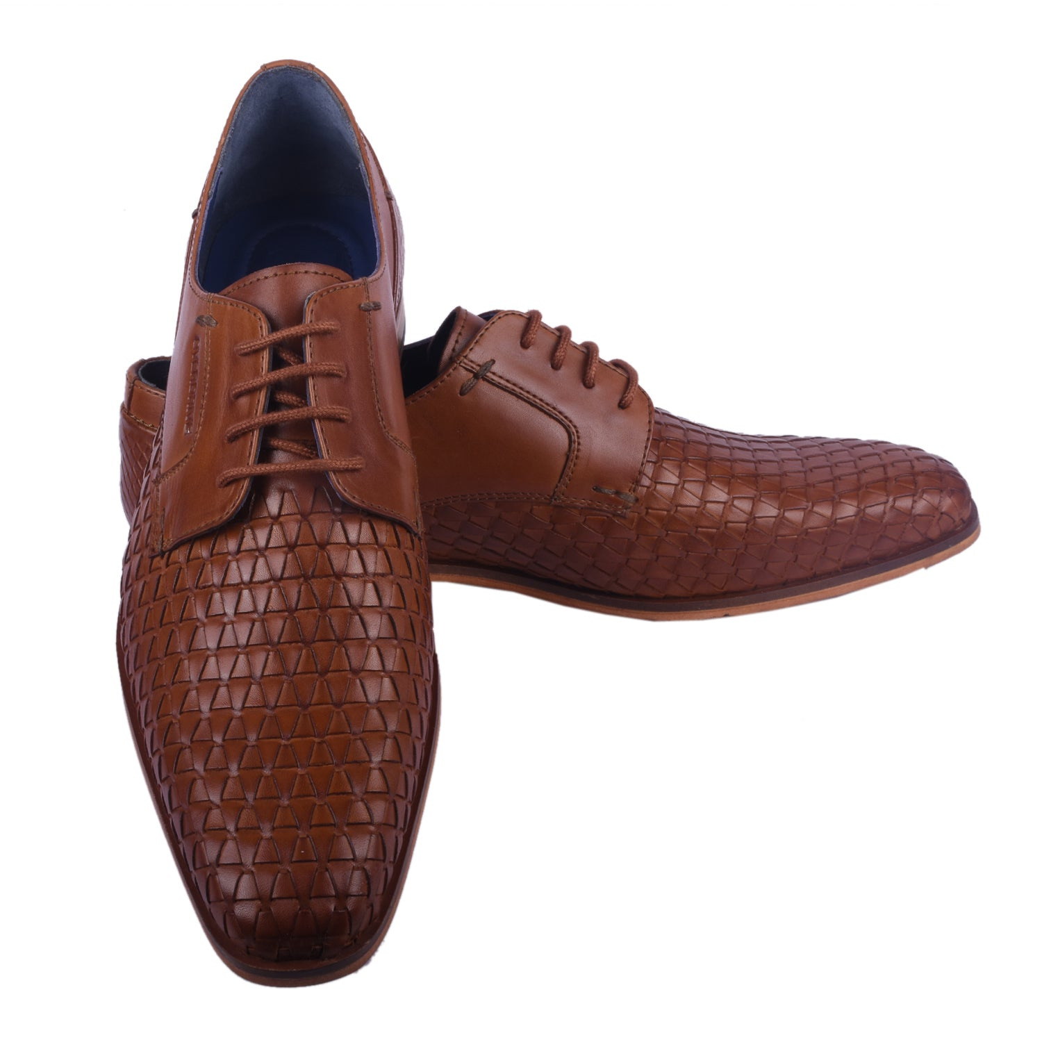 Tuscan Tan Lace up Shoe