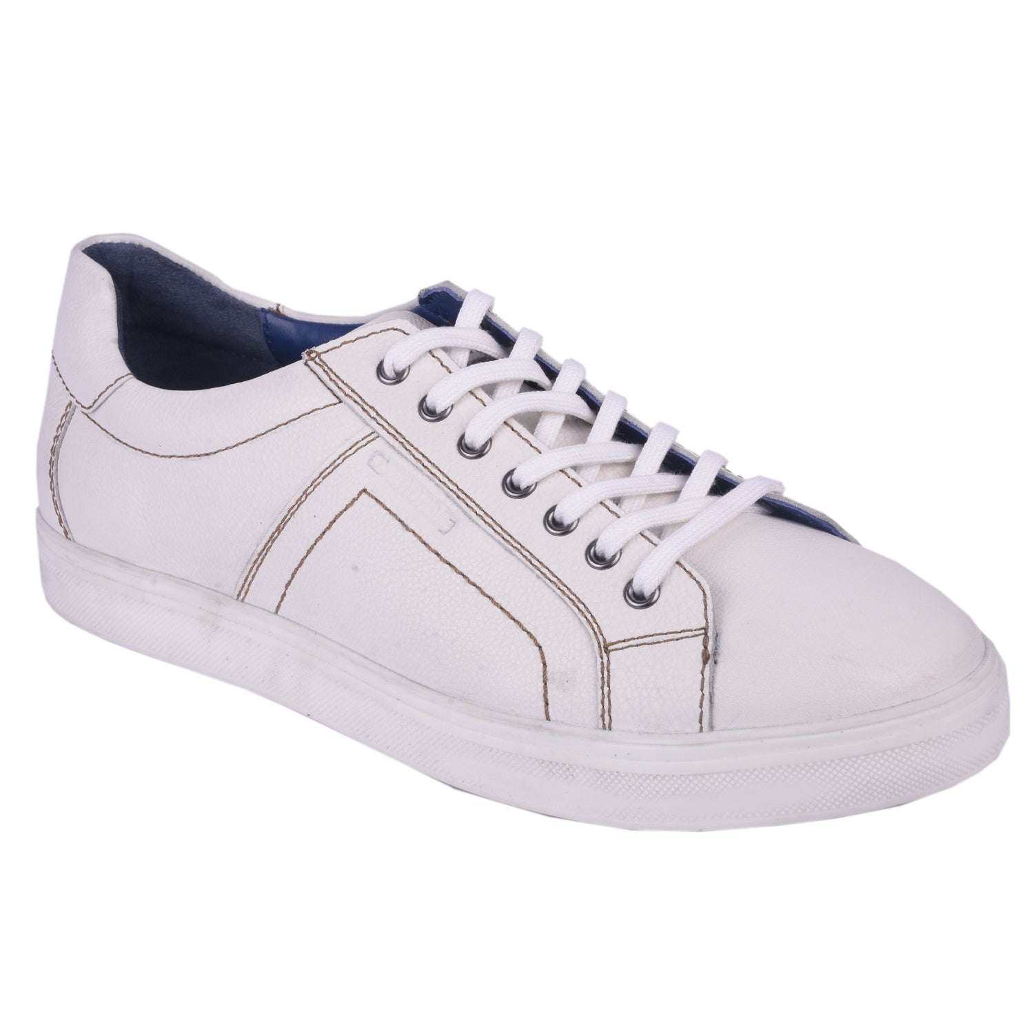 Sneaky Sneakers White Casual Shoe.