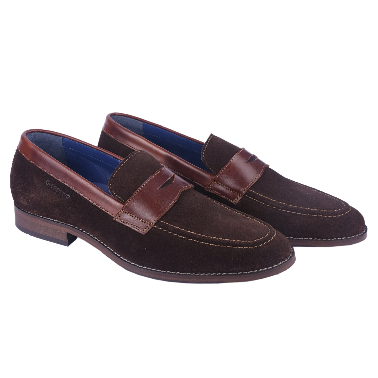 French Kiss Mocha Loafers