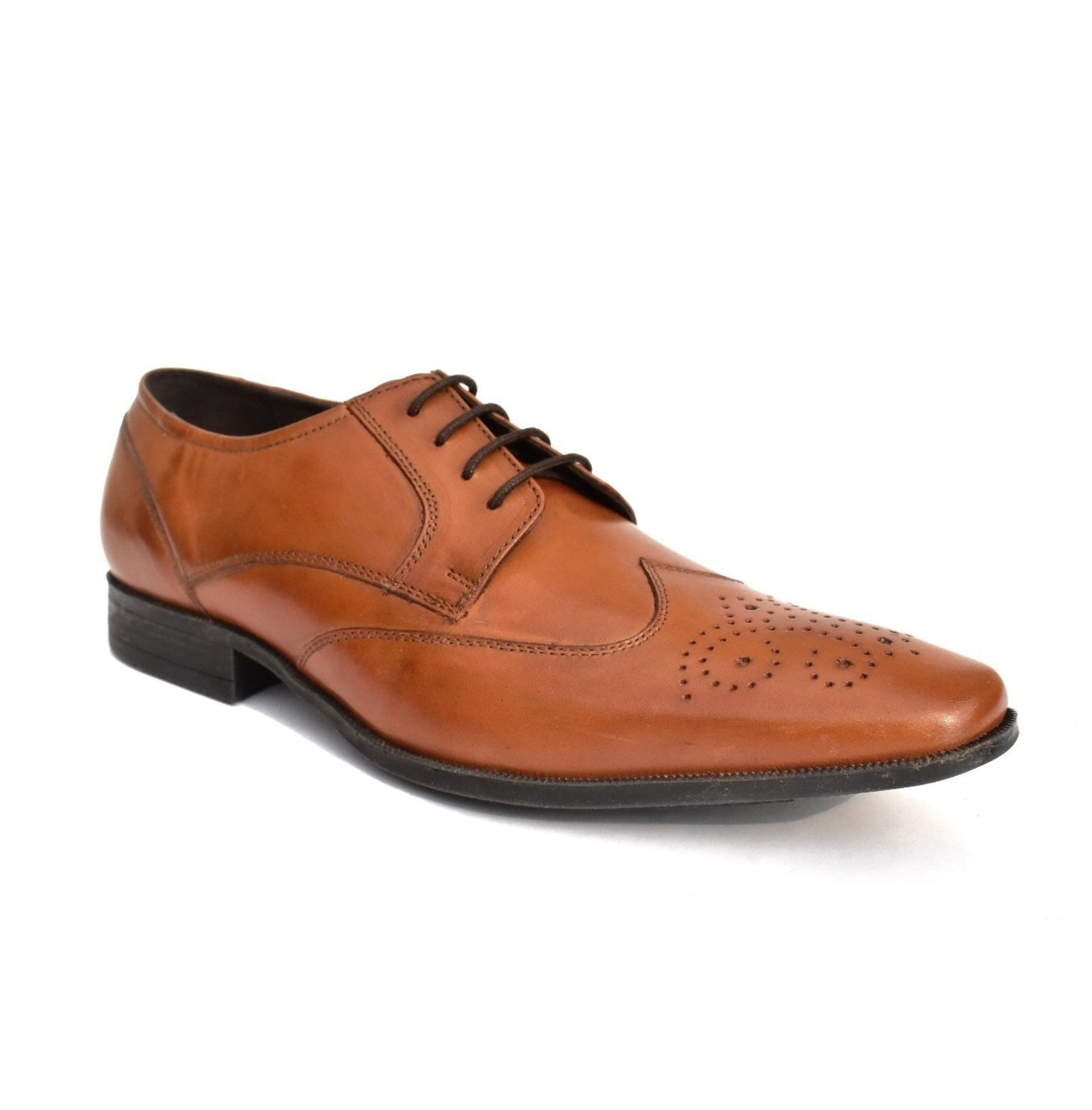 Urban Macchiato Brogue Shoe